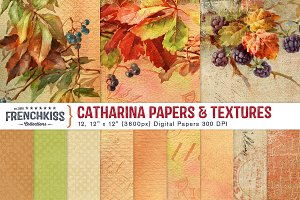 Catharina Papers and Textures
