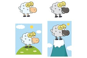 Sheep Character Collection - 9