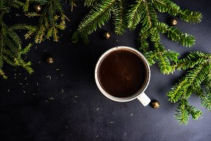 Coffee and Christmas