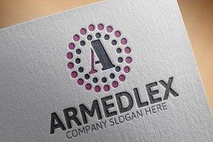 Armedlex/A Letter Logo