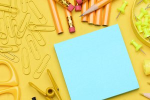 Back to school banner sized image