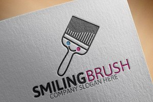 Smiling Brush