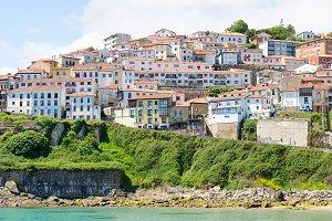 Lastres, seaside village of Asturias