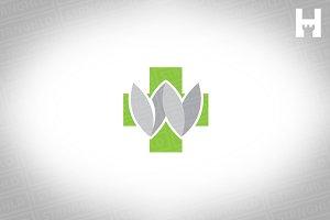 West Med Organics Logo Template