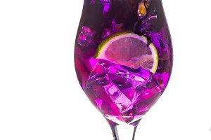 Margarita or Daiquiri cocktail with
