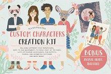 Custom Characters Creation Kit