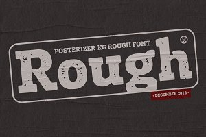 Posterizer KG Rough