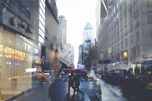 Double Exposure NYC