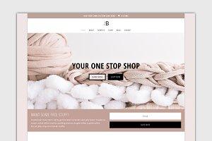 The Bobbi-Divi Child Wordpress Theme