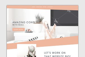 The Niall-Divi Wordpress Child Theme