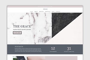 The Grace-Divi Child Wordpress Theme