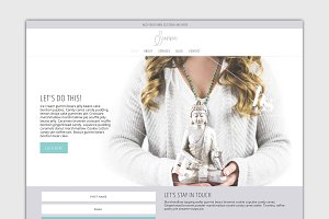 The Sienna - Divi Child Theme
