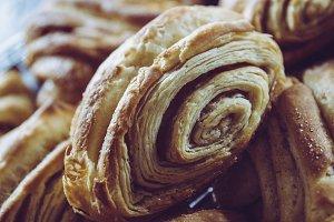 homemade croissant bakery