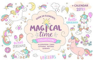 Magical time. Unicorns.