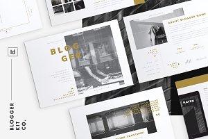 Media Kit + Sponsorship Set | 6 Pgs