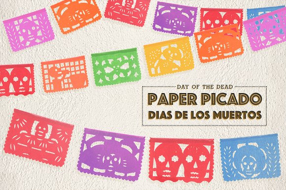 day of the dead paper