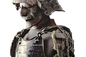 Samurai Warrior Cosutme