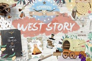 Wild West. Western Adventure