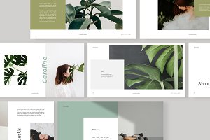 POHON PowerPoint Template