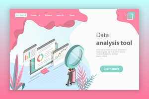 Website data analysis