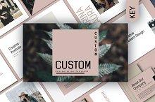 Custom Keynote