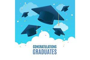 Congratulation Graduates Cards
