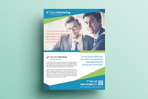 Creative Marketing Flyer V26