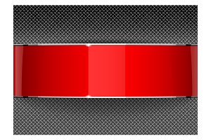 Red and gray design template covers.