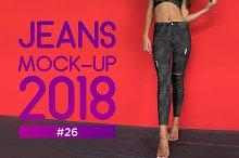 Jeans Mock-Up 2018 #26