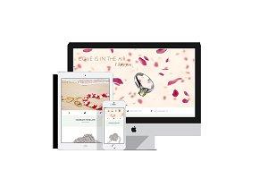 Loox - HTML5 Luxury Landing Page