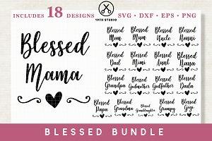 Blesse SVG Bundle