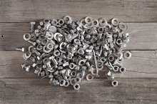 Nuts and screws