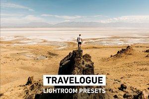 Travel Presets for Adobe Lightroom