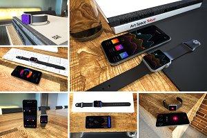 Apple Watch & iPhone Xs