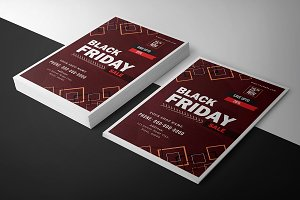 Black Friday Flyer-V883