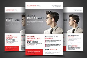 Multipurpose Business Flyer Template