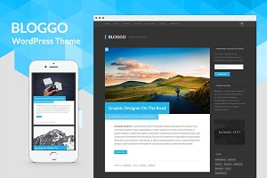 Bloggo - Bold Theme For WordPress