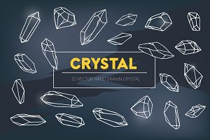 Crystal collection v.1