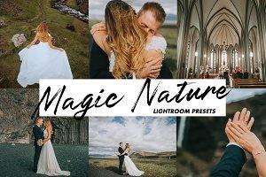 Magic Nature - Lightroom Presets