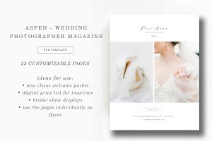 Wedding Photographer Magazine