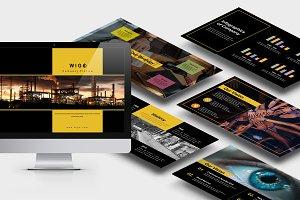 Wigo : Architect Keynote Template