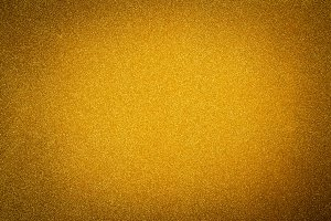 Vignetted golden new year background