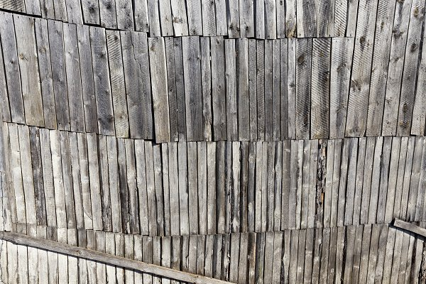 Architecture Stock Photos: rsooll - damaged old pine shed