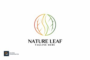 Nature Leaf - Logo Template