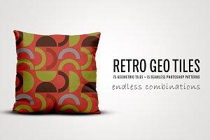 Retro Geo Tiles