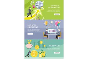 Set of Conceptual Business Vector
