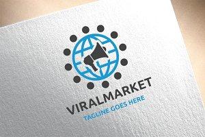 Viral Market Logo