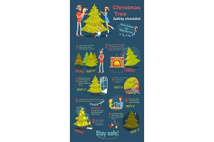 Christmas Tree Safety Cheklist