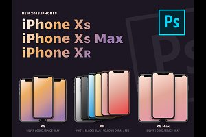 New 2018 iPhones for PS