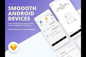Smoooth Android Devices